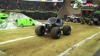 TMB TV Original Series Episode 5.2 - Toughest Monster Truck Tour - Southaven, MS 2012