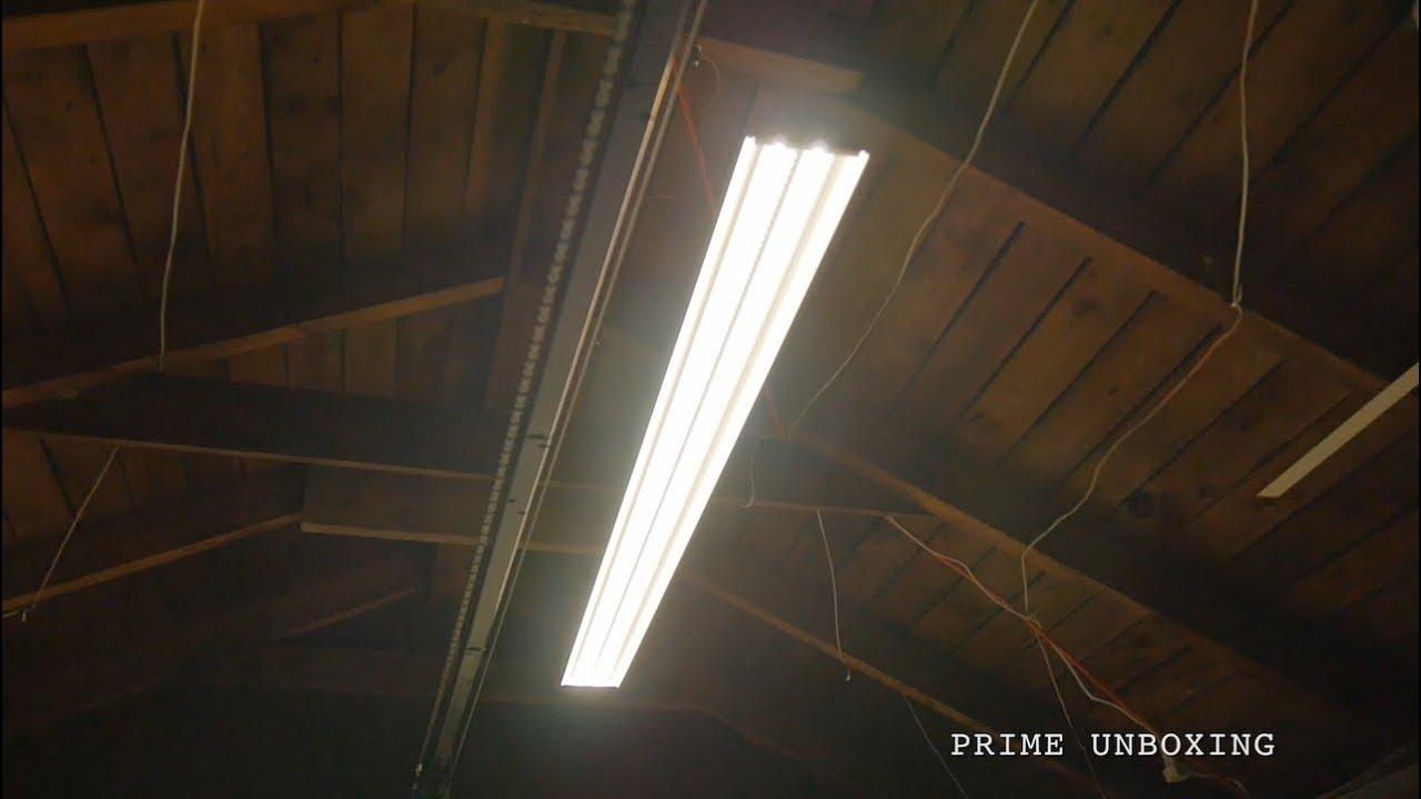the latest dda55 df5c7 Hyperikon SUPER BRIGHT LED Garage Light 35W 3800 Lumens