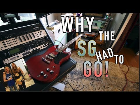 Why I Had To Sell My SG.