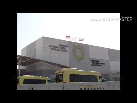 The German International School Dubai (My School)