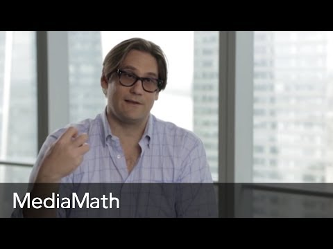 MediaMath's Story: Our Founder Joe Zawadzki Explains