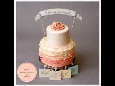 cakes for wedding showers bridal shower cake ideas 2371