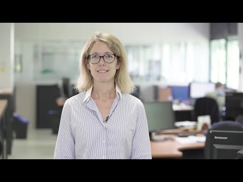 Frédérique, Supplier Performance Manager