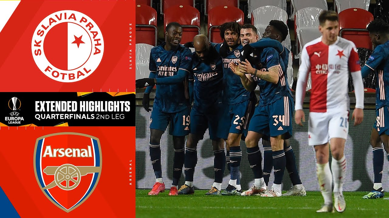 Download Slavia Prague vs. Arsenal: Extended Highlights | UCL on CBS Sports