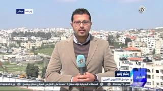 التلفزيون العربي | سلطات الاحتلال تشن حملة اعتقالات واسعة وتعتقل 15 فلسطينيا في الضفة الغربية