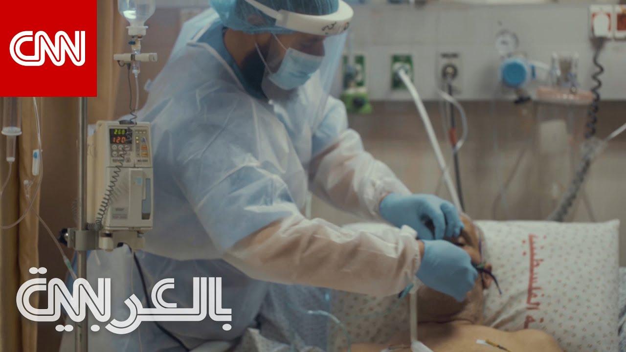 هكذا أصبحت أزمة تفشي فيروس كورونا في غزة  - 23:59-2021 / 5 / 8