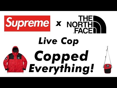 Download Supreme Week 5 Online Live Cops Dragon Jacket Group Tee