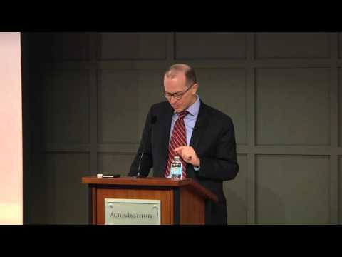 Technocracy and The Global Political Consensus (Michael Matheson Miller - Acton Institute)