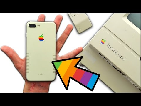 Thumbnail: The $1899 Retro iPhone 7
