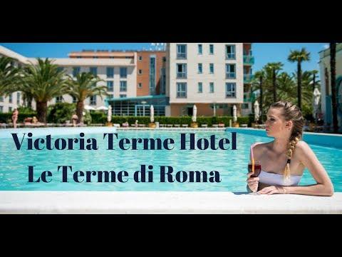 Beautyfarmonline - Victoria Terme Hotel Tivoli - YouTube