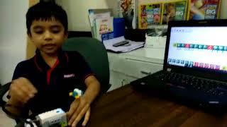 Lego Milo- The Science Rover - Anshul Sharma - RFL Ahmedabad(8980172306)