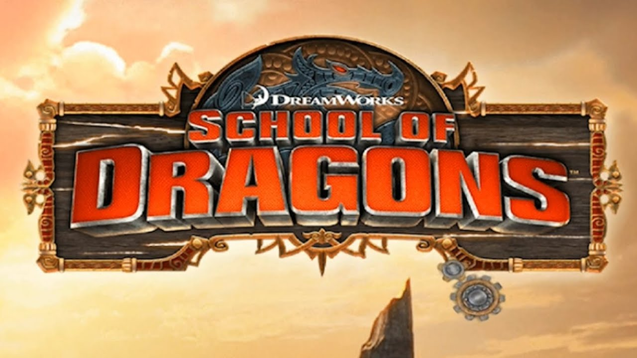 How To Train Your Dragon  School Of Dragons [part 1] [ipad]