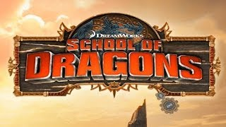How To Train Your Dragon - School of Dragons [Part 1] [iPad]