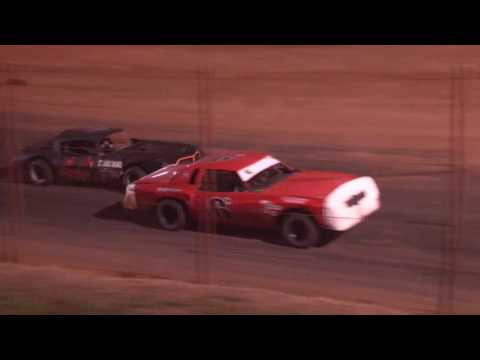 Pure Stock Main Event  Main Event from Ada Sport Park Oklahoma