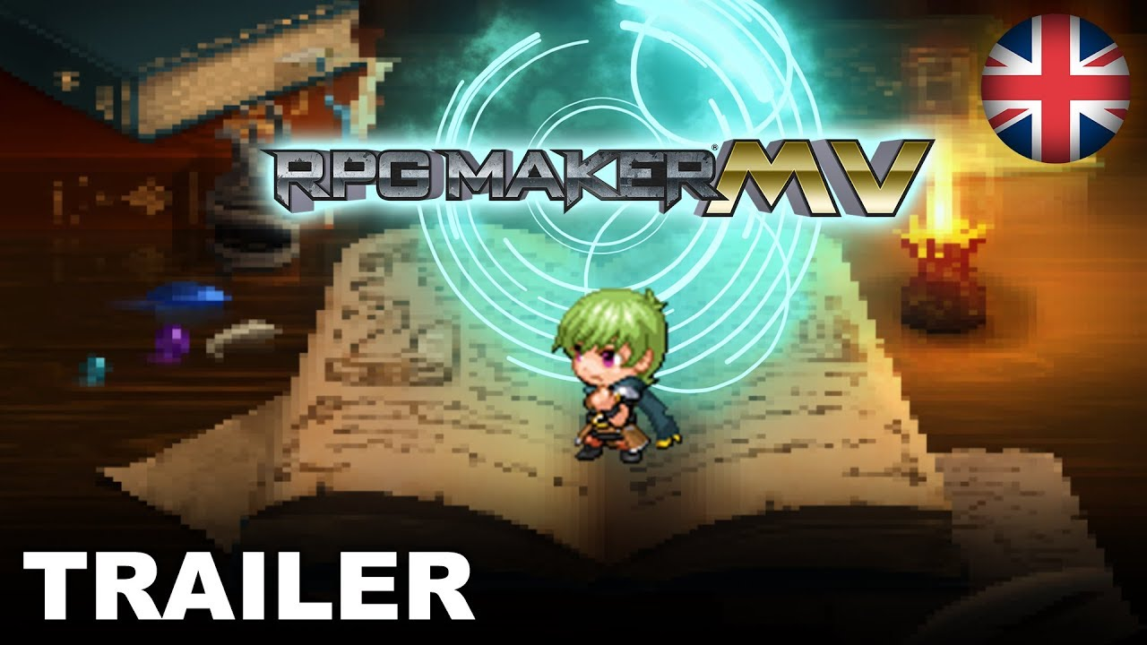 RPG Maker MV - [Your Game Here] (Nintendo Switch, PS4) (EU - English)