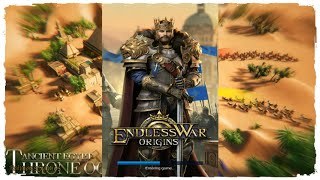 Endless War: Origins Gameplay Android | New Mobile Game