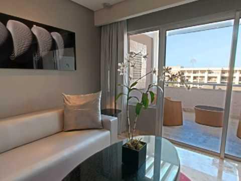Luxury Junior Suite At The Hotel Paradisus Playa Del