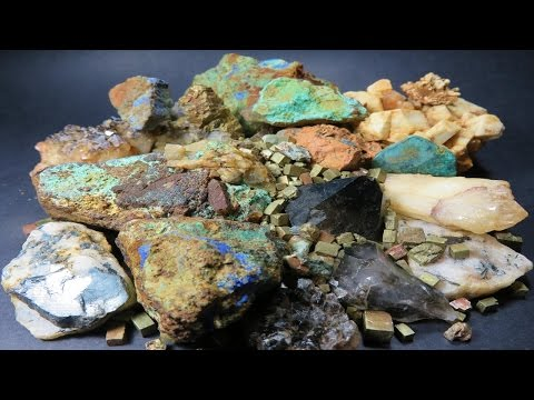 How We Find Gemstones And Minerals - Liz Kreate