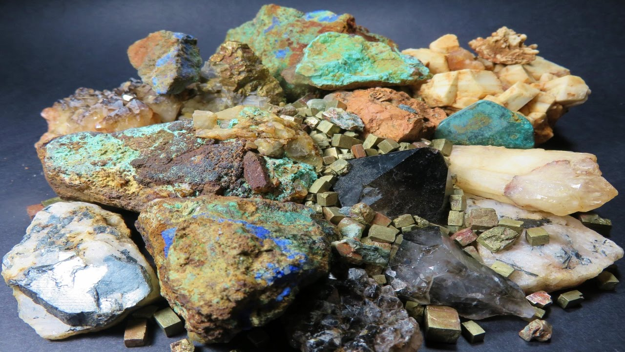 how we find gemstones and minerals liz kreate youtube