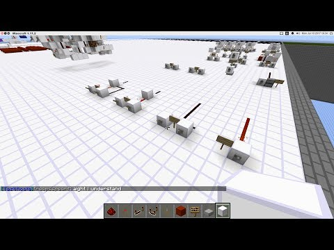 Building a Better Redstone Computer Tutorial 1: Essential Knowledge