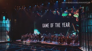 The Game Awards 2019 Orchestra GOTY Music