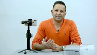 Zhiyun-Tech Smooth-4 Smartphone Gimbal Unboxing in Nepal -  OlizStore