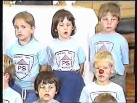 1988 Memorial Oval Primary School MOPS Whyalla South Australia.mp4