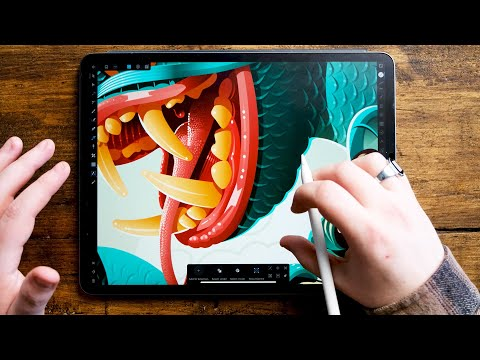 The Best Drawing Apps On Ipad Pro Youtube