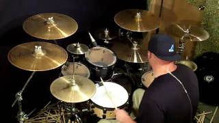 Usher feat. will.i.am - OMG [Drum Cover] Dean Minerva