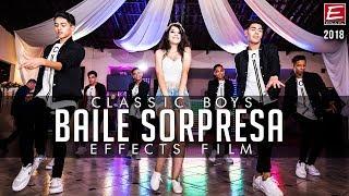 JOCELINE BAILE SORPRESA ✪ CLASSIC BOYS ✪ ► EFFECTS FILM
