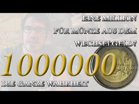 Millionär Werden Mit 2 Euro Münze Rarität Aus Portemonnaie Die
