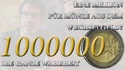 Millionär werden mit 2 Euro Münze Rarität aus Portemonnaie? Die ganze Wahrheit