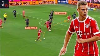 Joshua Kimmich / Player Analysis / The Next Philipp Lahm?