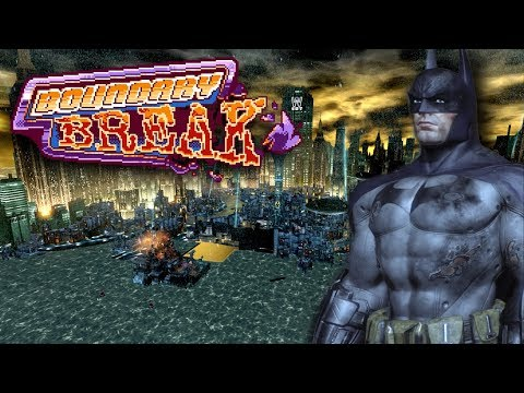 Off Camera Secrets | Batman Arkham City - Boundary Break