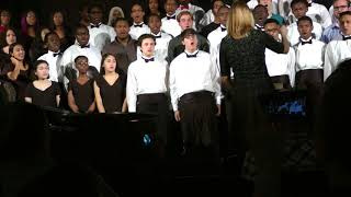 "Baldwin HS Hallelujah Chorus from ""The Messiah"" 2017"