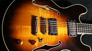 Heavy Blues Rock Backing Track in E Blues