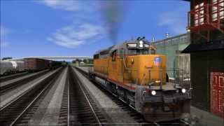 Train Simulator 2013 - EMD SD40-2 Unweathered