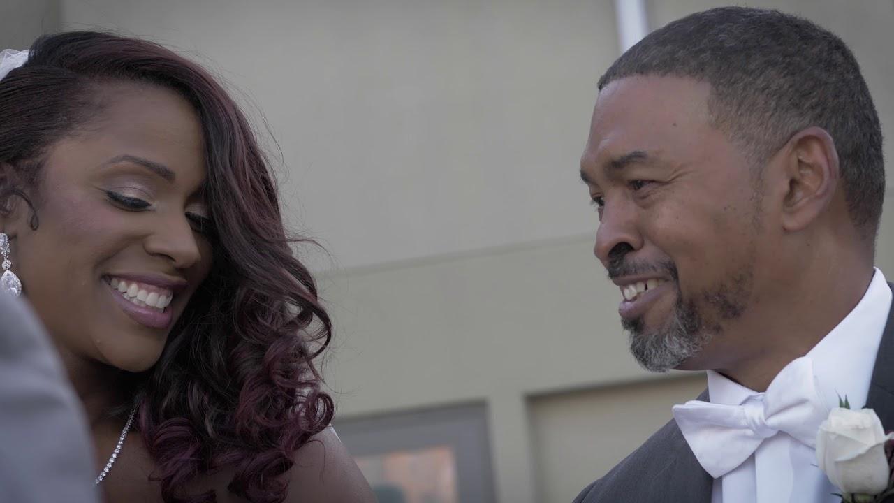 Darryl and Monica's Wedding in Atlanta