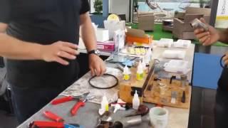 Madocolor Industrieklebstoff  alles kann man kleben