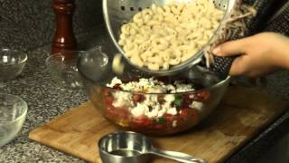 Season 2: Pasta With Cherry Tomatoes, Feta And Fresh Herbs