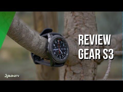 Gear S3, análisis / review en español del smartwatch Samsung