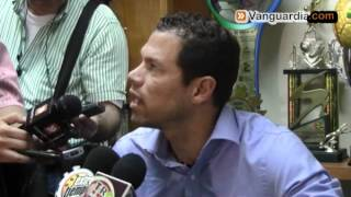 Óscar Córdoba dijo que llegarán 12 nuevos jugadores al Bucaramanga