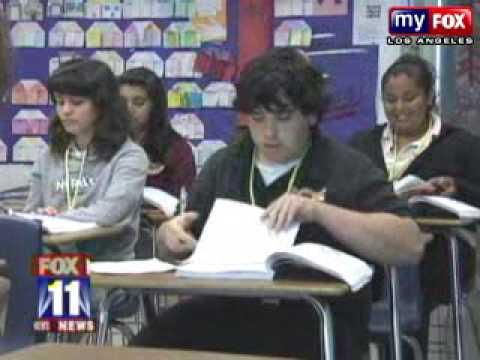 Marco Antonio Firebaugh High School - Lynwood California