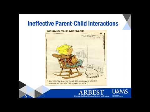 Behavior Management for Children with Traumatic Stress