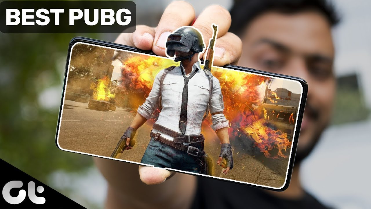 Top 5 Phones Under 15000 To Play Pubg With Amazing Graphics