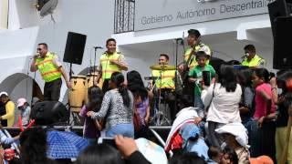 Orquesta Policia Nacional Ecuador - Llego el Pavo