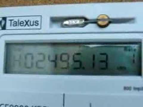 Electricity Meter Hack
