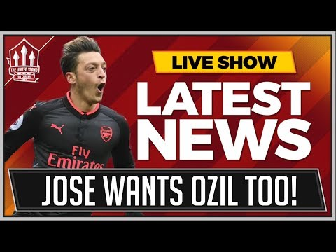 MOURINHO Wants OZIL and Alexis SANCHEZ! Manchester United Transfer News