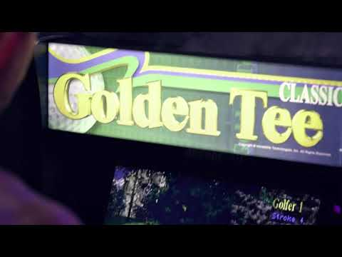 Arcade1Up: Golden Tee (2019) - Game Trailer from Jim Margle