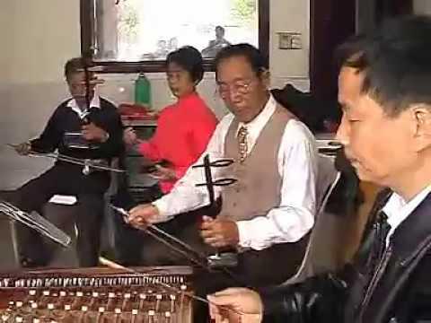 Hakka da shifan 客家打十番 music from Yongding, Fujian, China